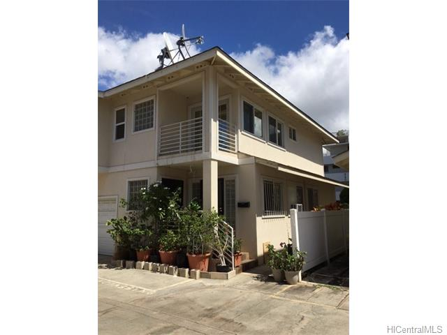 2633 Maunawai Place (Mccully/Kapiolani) 201625573 photo 0