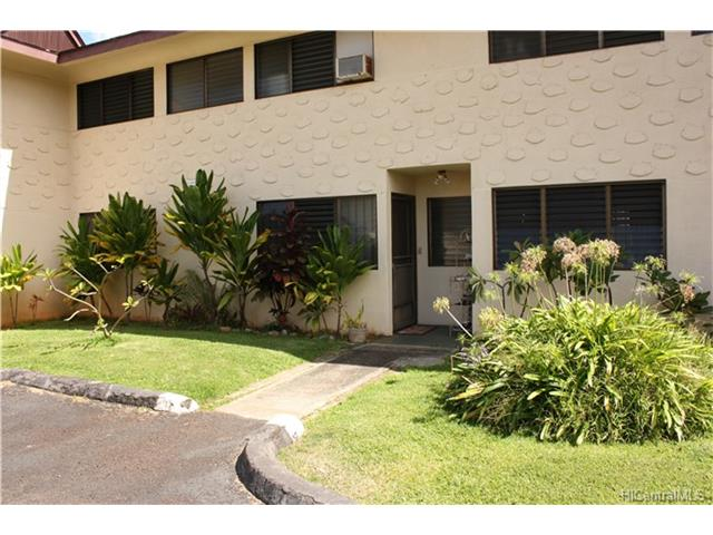 Tropicana Village-aiea #263 201625995