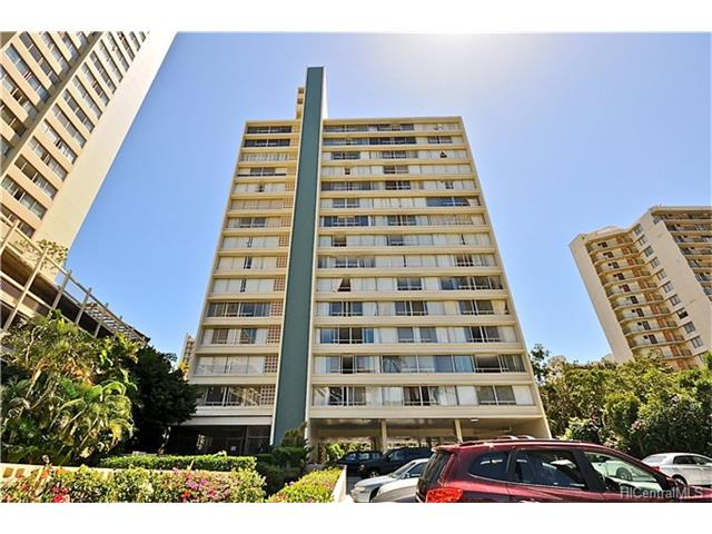 Seaside Towers #1401 (Waikiki) 201625994 photo 1