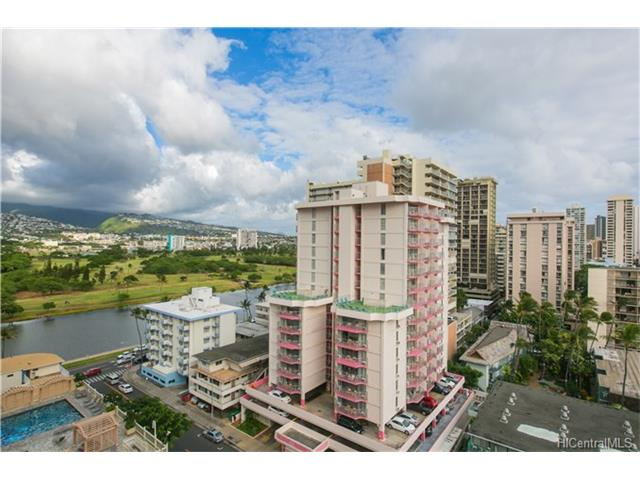 Seaside Towers #1401 (Waikiki) 201625994 photo 2