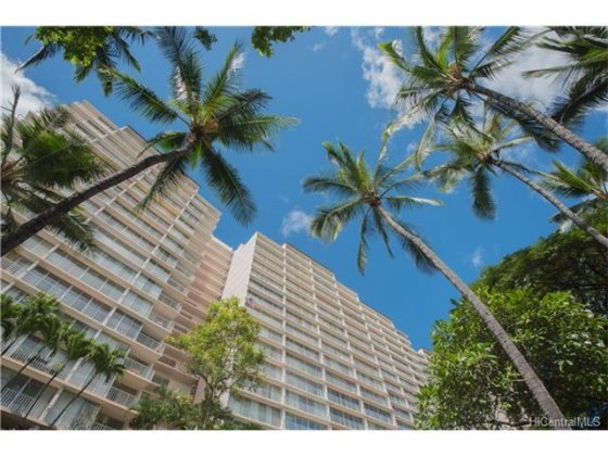 Makaha Valley Towers #931 201600476