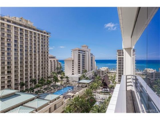 Trump Tower Waikiki #1202 201623844