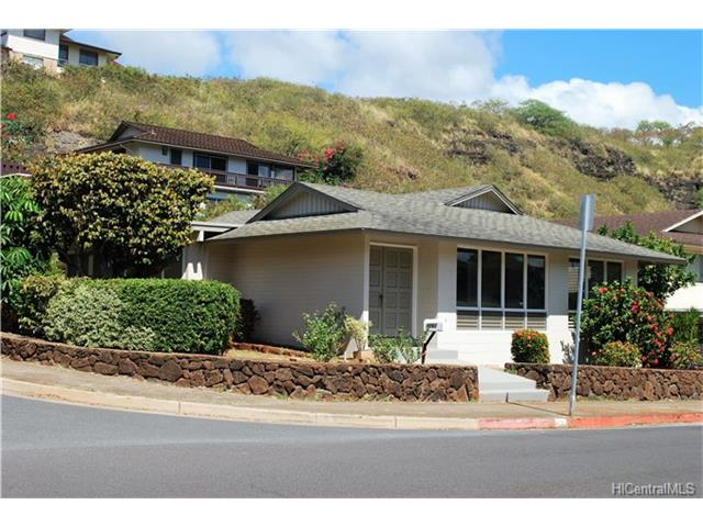 4761 LIKINI Street (Salt Lake/Moanalua) 201626789 photo 1