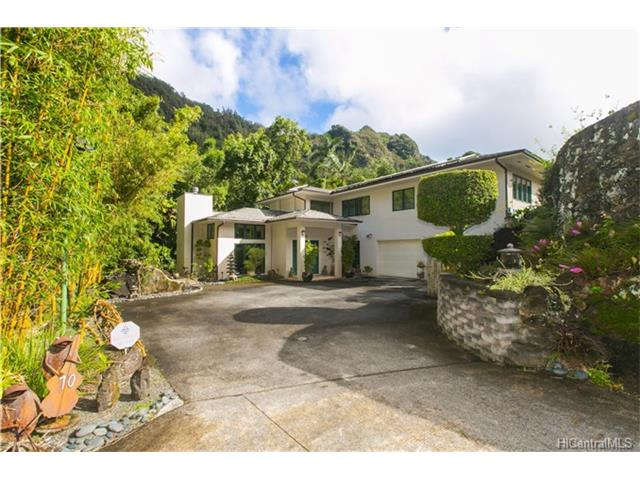 70 Palimalu Drive (Dowsett/Old Pali) 201627077 photo 0