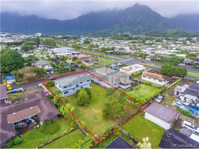 Kaneohe Town Homes (undisclosed address) 201628304