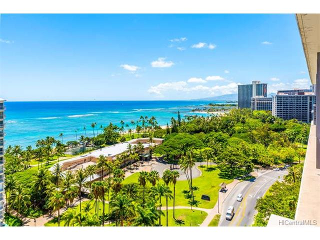 Trump Tower Waikiki #1622 201700224