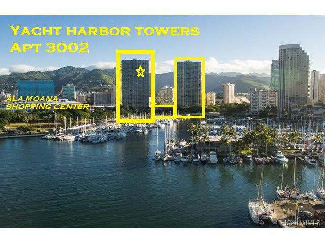 Yacht Harbor Towers #3004 & 3002