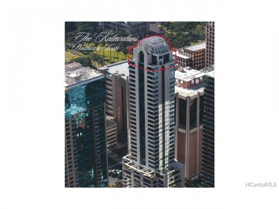 The Pinnacle Honolulu #PH