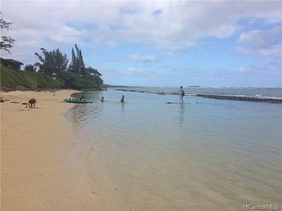 Laie Beach Cottages #5