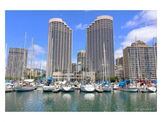 Yacht Harbor Towers #3304