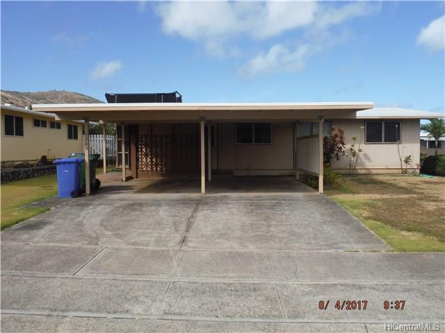 Koko Head Terrace House (undisclosed address)