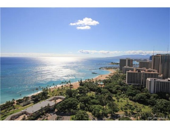 Trump Tower Waikiki #3603