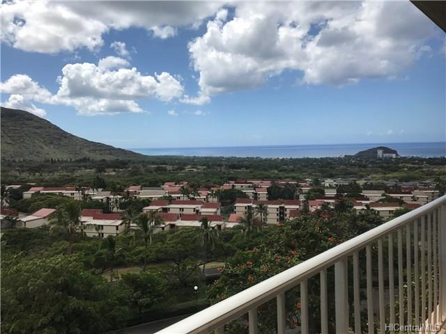 Makaha Valley Towers #807