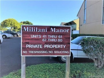 Mililani Manor #56