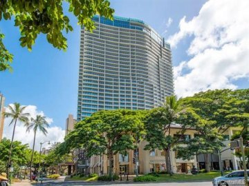 Ritz-Carlton Waikiki #E3601 (Tower 1)