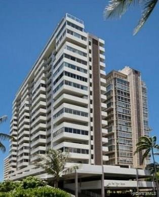 Ala Wai Townhouse #PH3