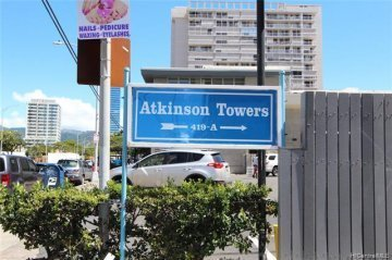 Atkinson Towers