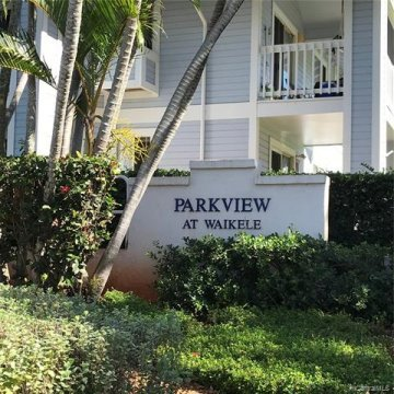 Parkview At Waikele #E205