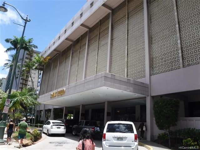 Royal Kuhio #3801, $261,250 - 2240 Kuhio Ave, Honolulu