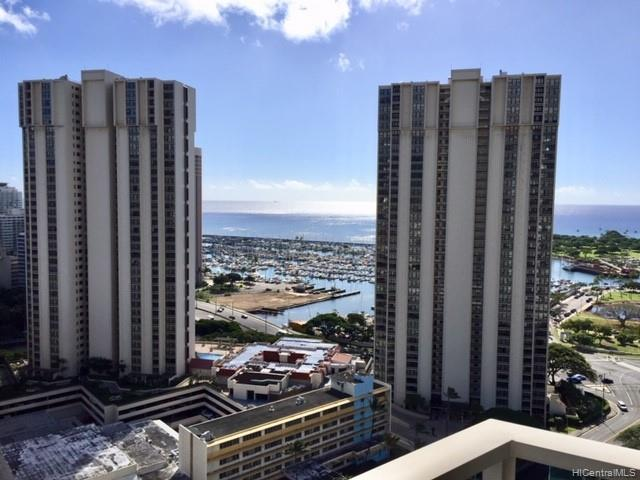 Ala Moana Hotel Condo 1809 231 000 410 Atkinson Drive Honolulu