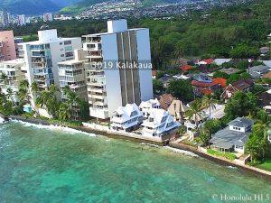 3019 Kalakaua - Drone Photo