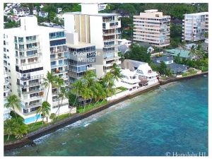 Oceanside Manor - Drone Photo