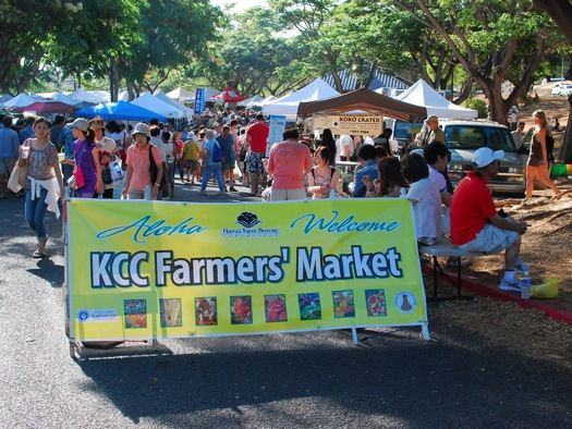 Oahu Farmers Markets - Honolulu HI 5 Blog