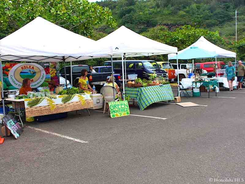 Oahu Farmers Markets - Hawaii Living Blog