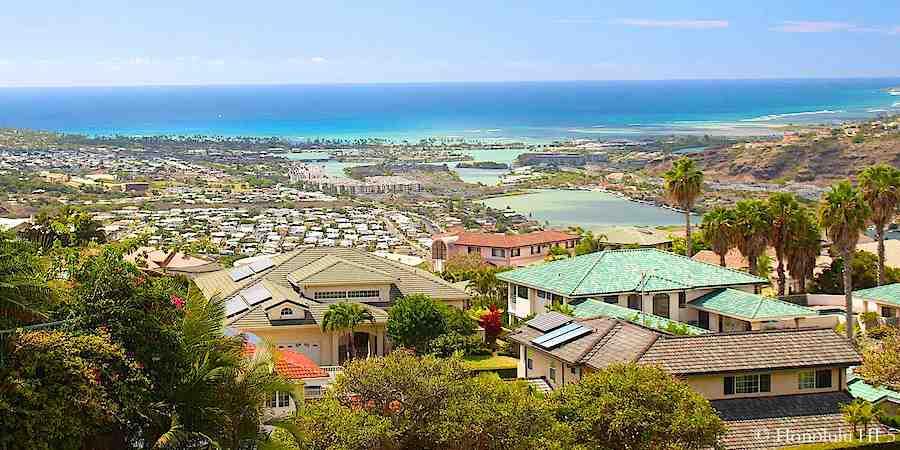 Hawaii Kai Homes in Napali Haweo