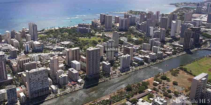 Lanikea at Waikiki