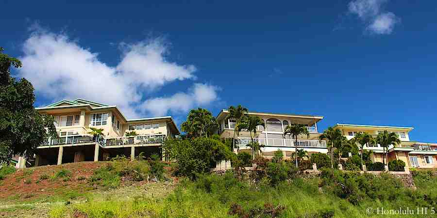 Homes in Makakilo
