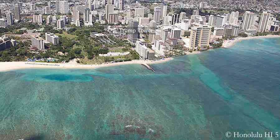 Trump Tower Waikiki