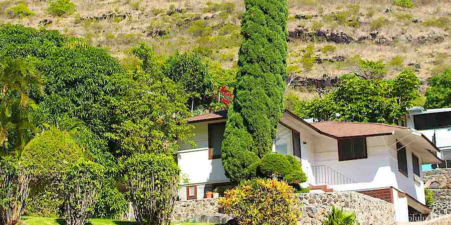 A house in Aina Haina