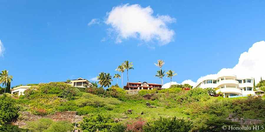 Hawaii Loa Ridge Houses