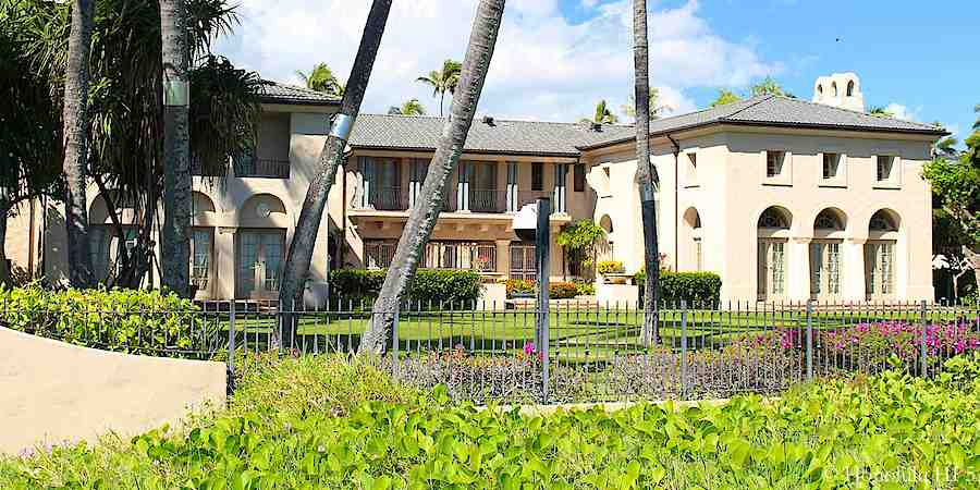 Estate Sized House in Kahala