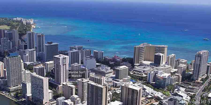 Marine Surf Waikiki