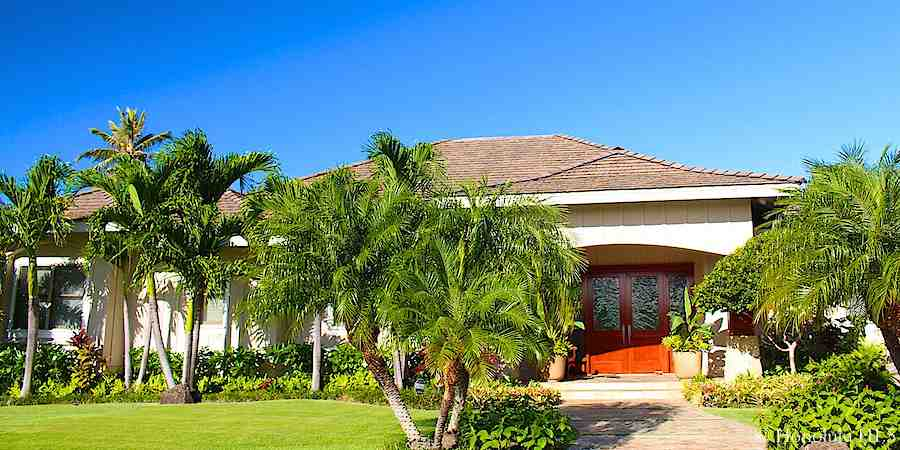 Home in Waialae Golf Course