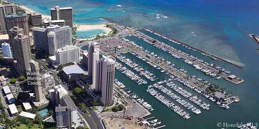Waikiki Marina