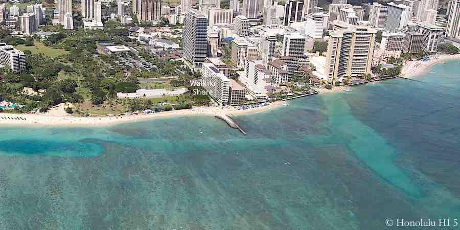Waikiki Shore