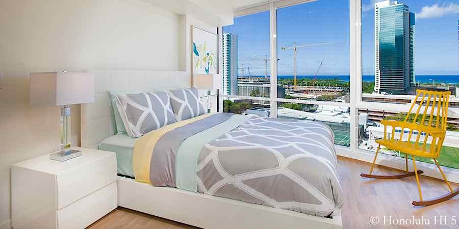 #1507 remodeled master bedroom