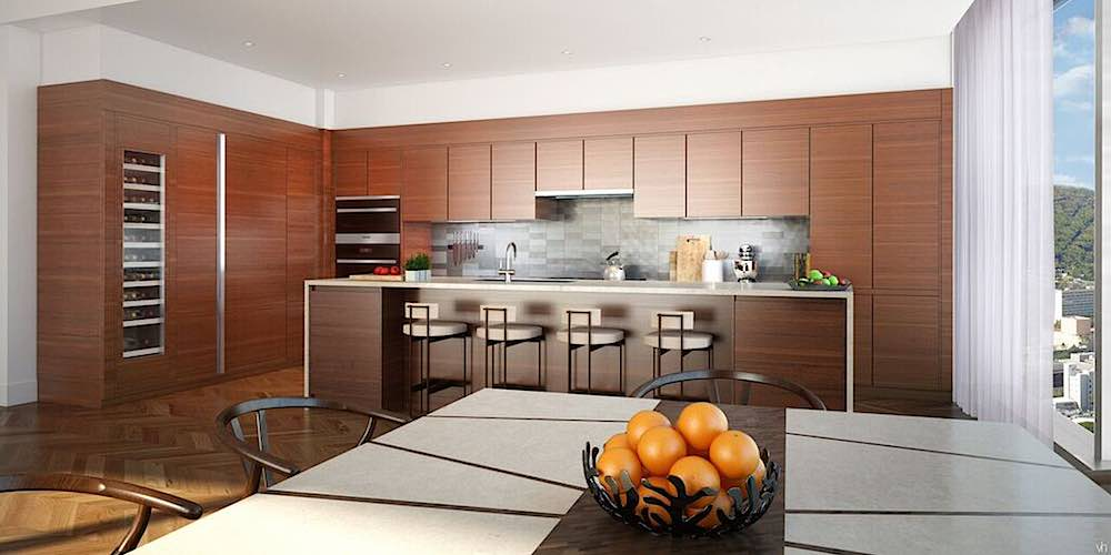 Anaha Grand Penthouse Kitchen