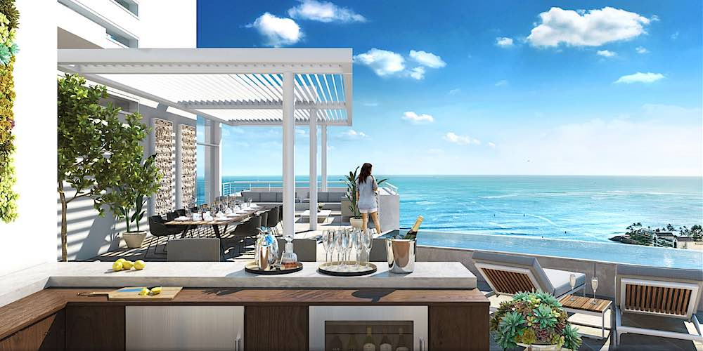7 New Grand Penthouses for Sale in Honolulu, HI