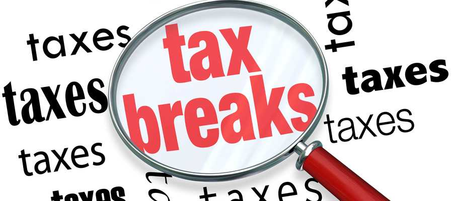 Real Estate Tax Benefits - tax breaks