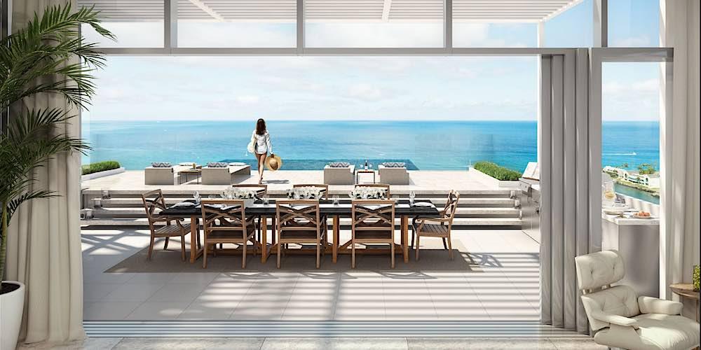 Waiea 35th Floor Grand Penthouse Sky Lanai