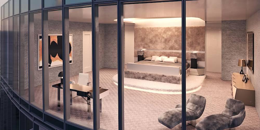 Waiea Grand Penthouse Master Suite