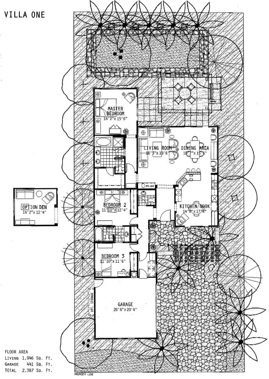 100 Villa Rustica Floor Plan Baths Of Caracalla