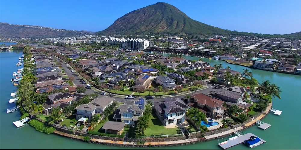 peninsula at hawaii kai floor plans hawaii living blog. Black Bedroom Furniture Sets. Home Design Ideas