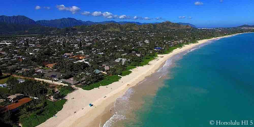 Beachside Kailua Homes