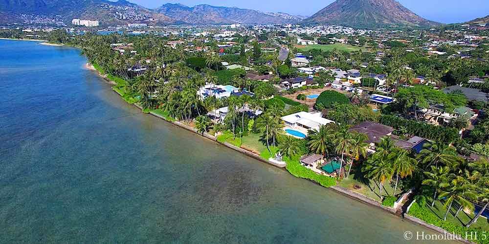 Portlock Homes in Hawaii Kai