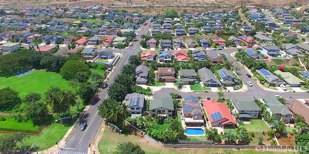 Kapolei Knolls Neighborhood in Kapolei